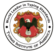 Typing Institute of America Seal